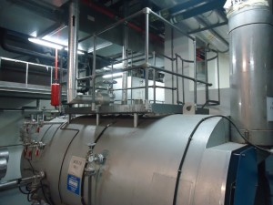 Boilers installation expansion tanks 1