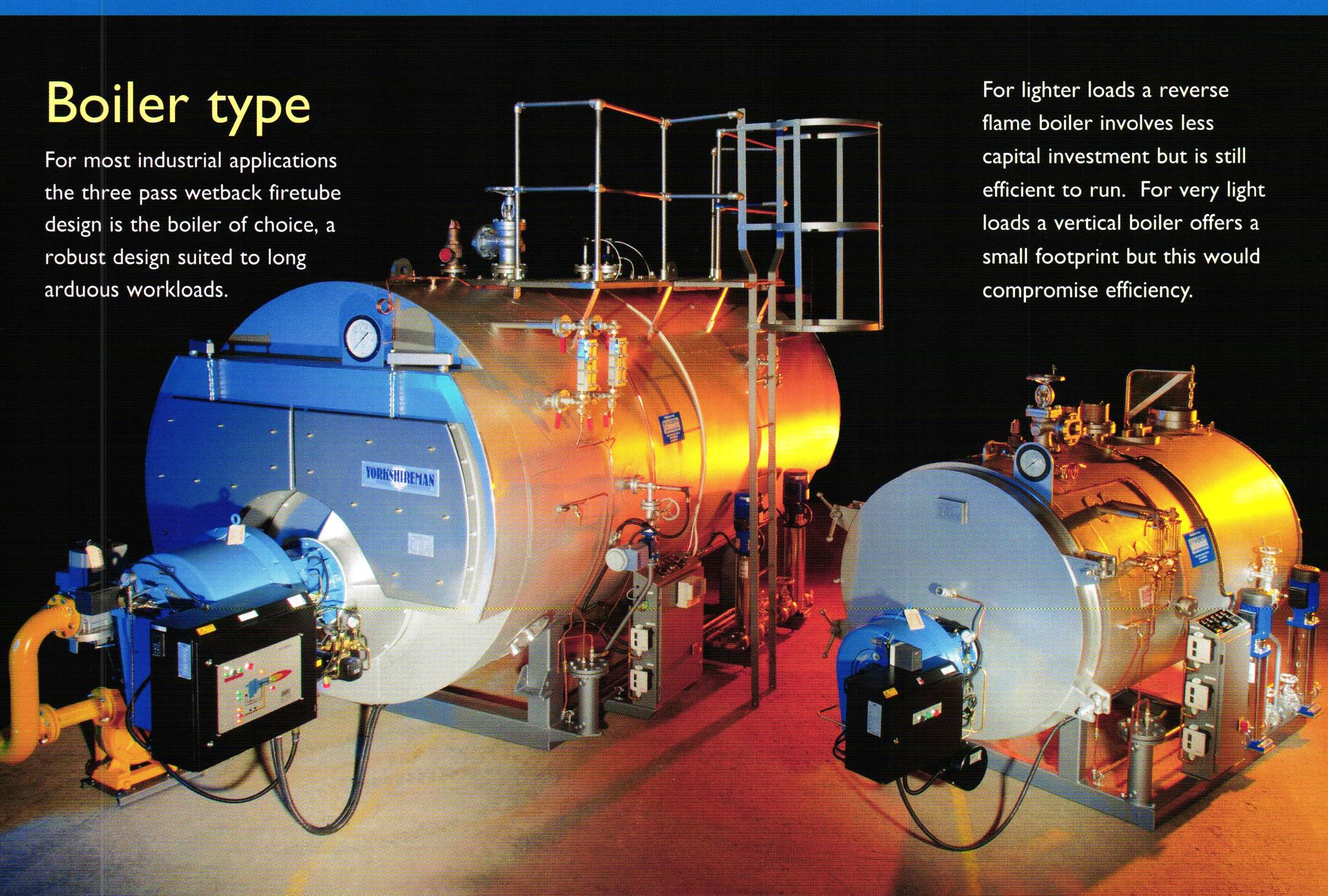 Boilers Fire Tube Steam Amp Hot Water Dubai Qatar